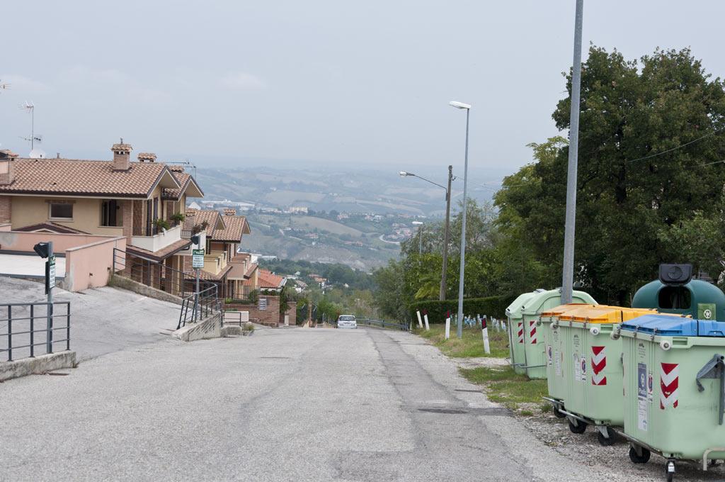 Улица в Сан Марино