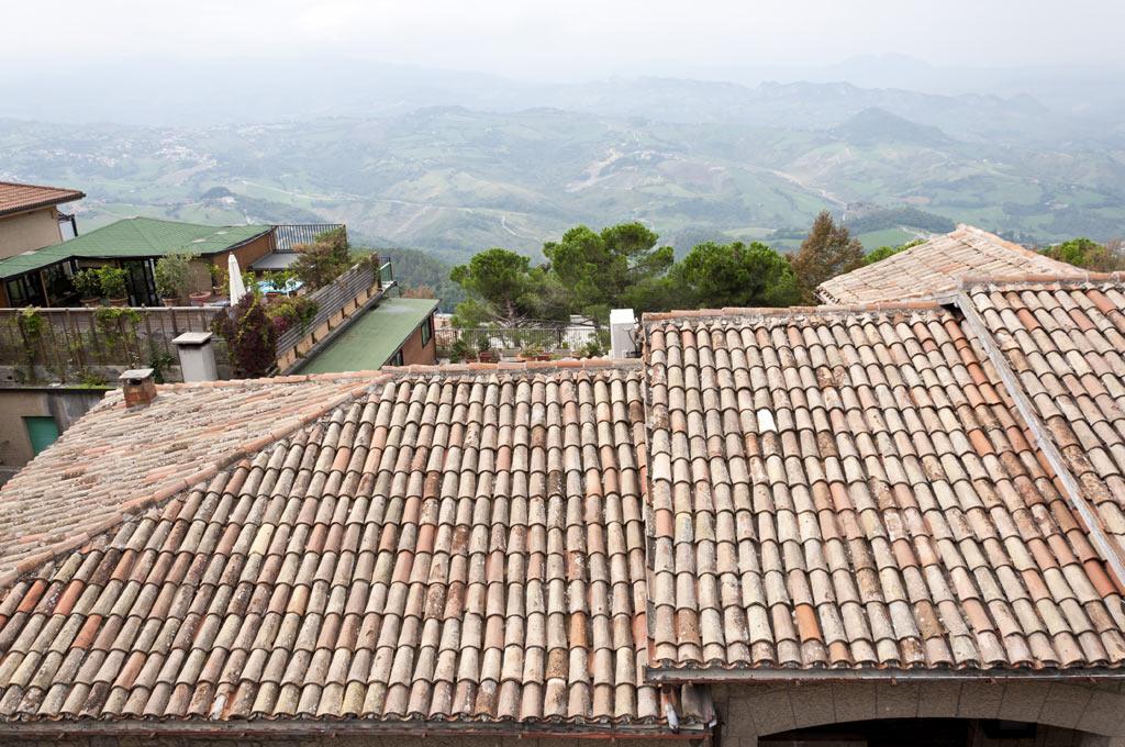 Виды с улиц Сан Марино