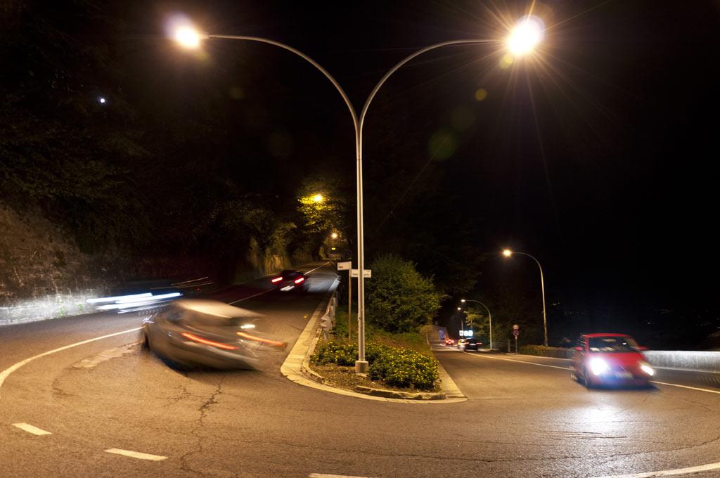 Дорога, ведущая в центр Сан Марино
