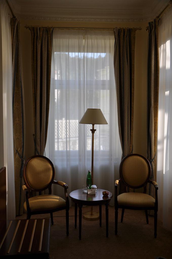Отель Savoy Westend. Номер в Вилле Клеопатра