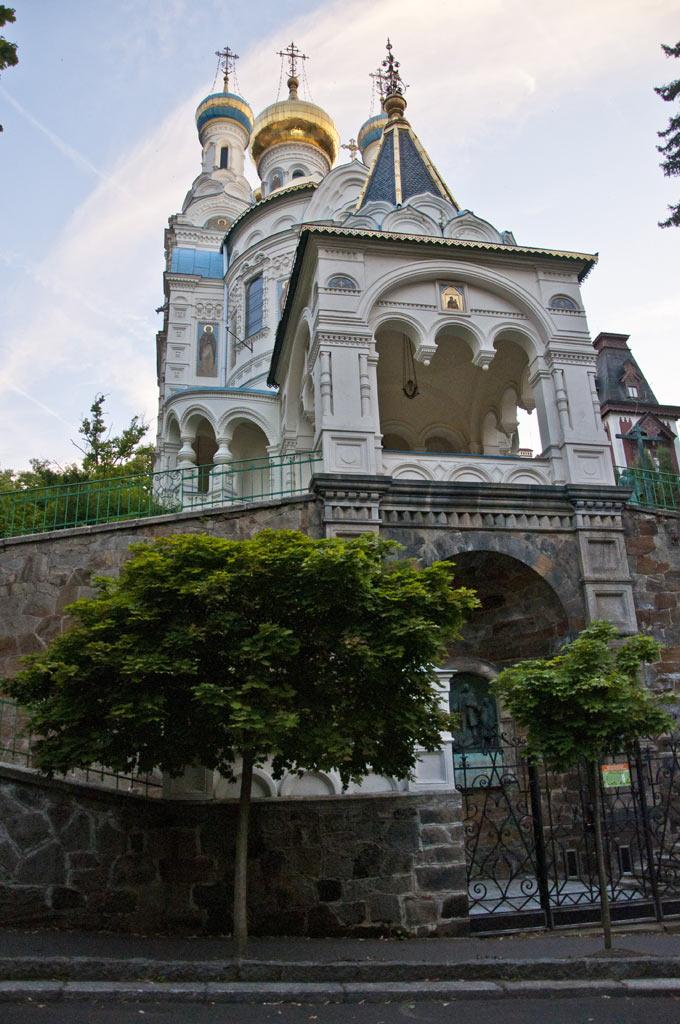 Русская Церковь в Карловых Варах