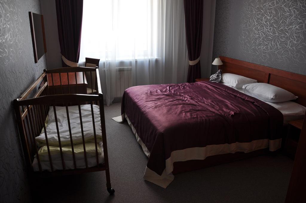 Апартаменты в Апарт-отеле Комфорт в Минске