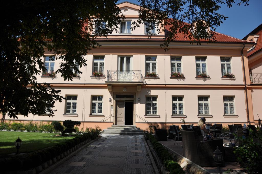 Отель Castle Residence в Праге