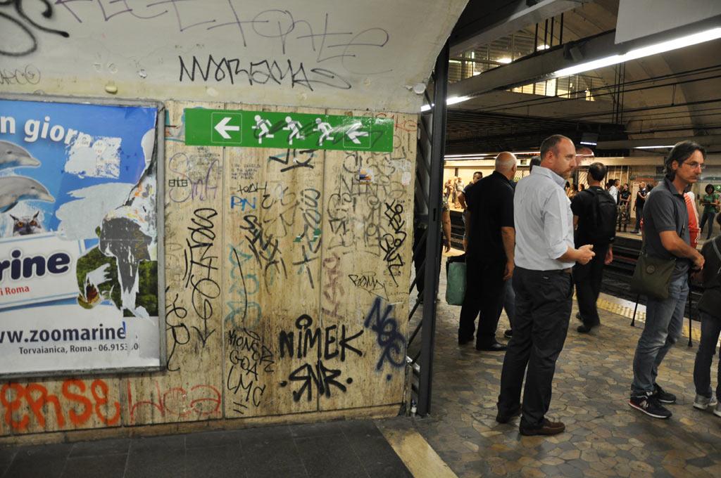 Римское метро