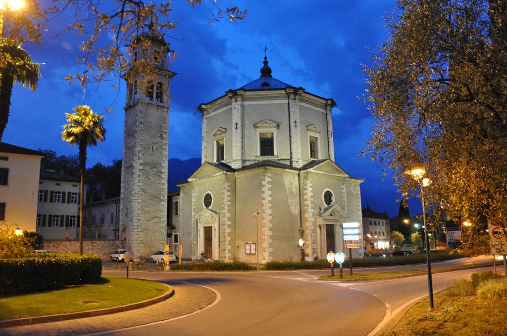 Церковь в Рива Дель Гарде