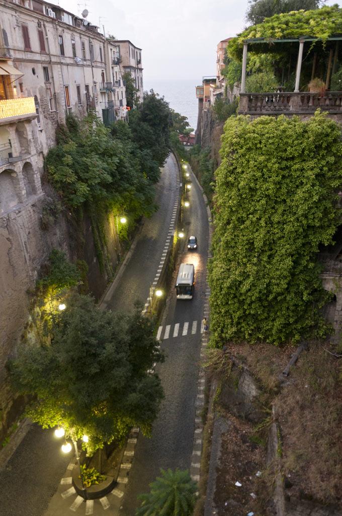 Улица Майо в Сорренто