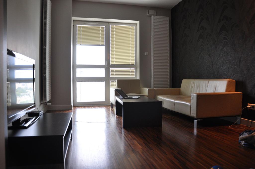 Апартаменты в Варшаве