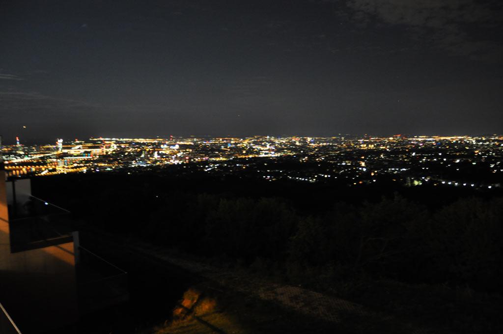 Вид на ночную Вену