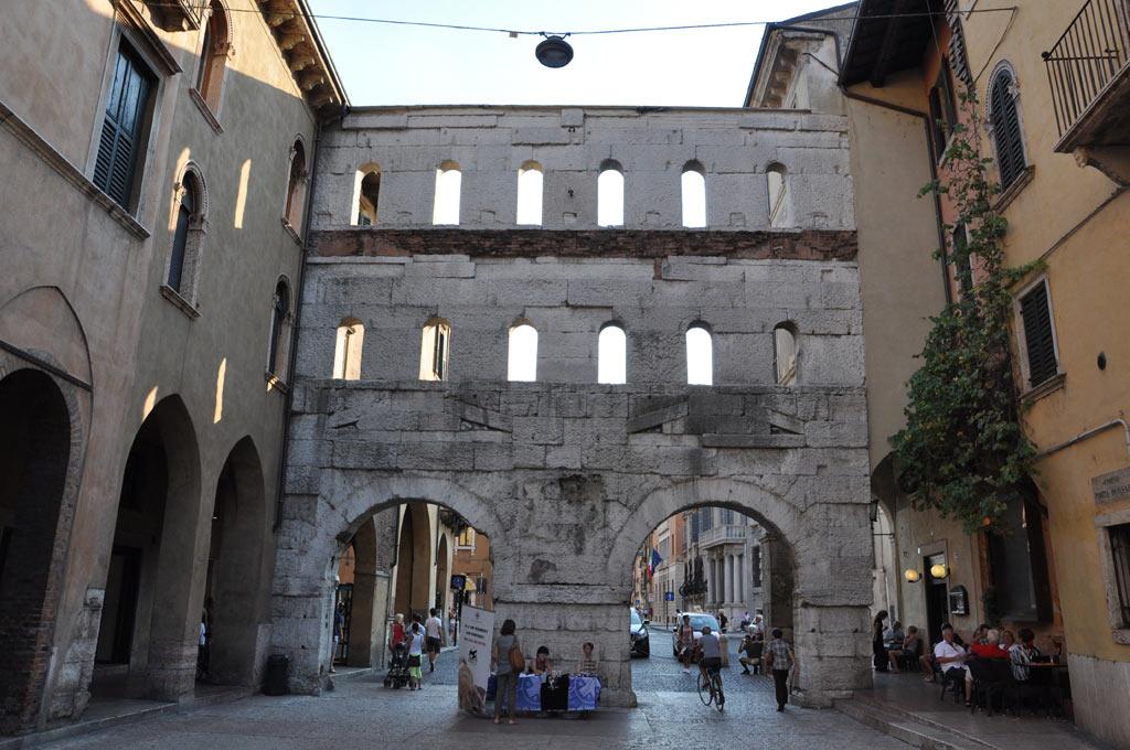 Ворота Порта-Борсари