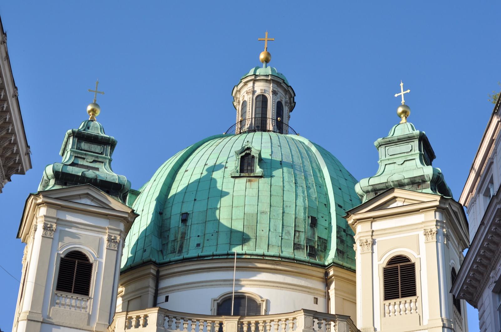 Купол собора в Вене