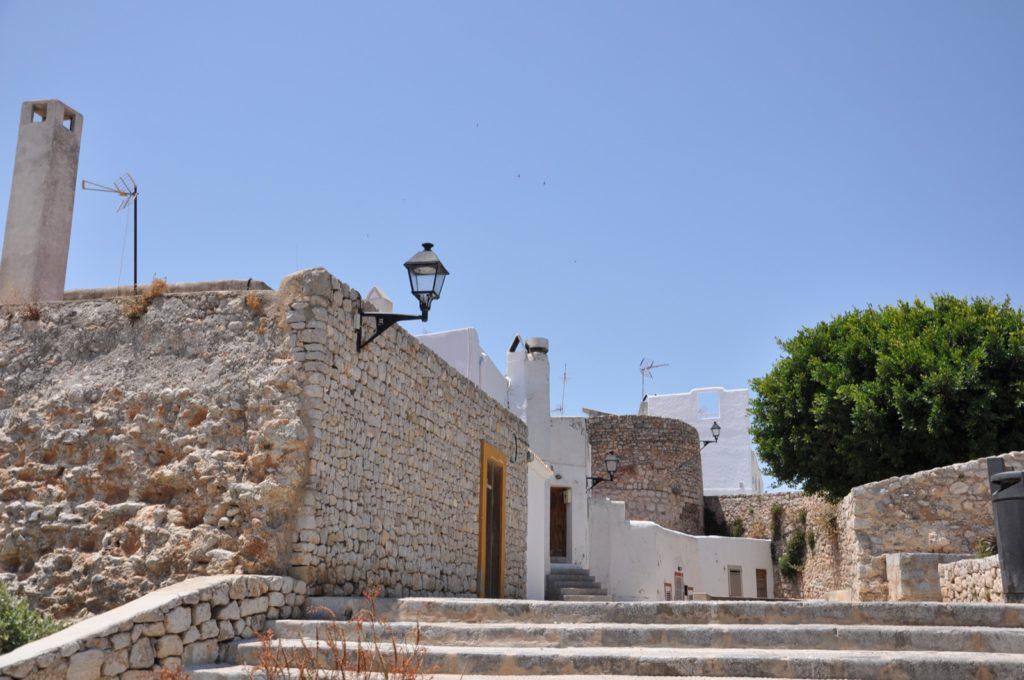 Крепость в Ивисе на Ибице